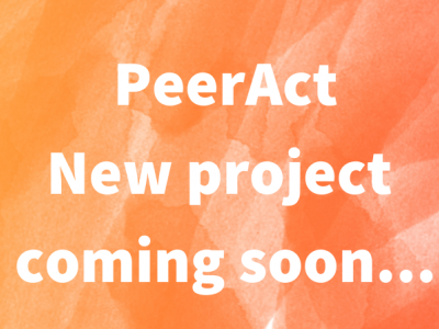 PeerAct - New project coming soon...